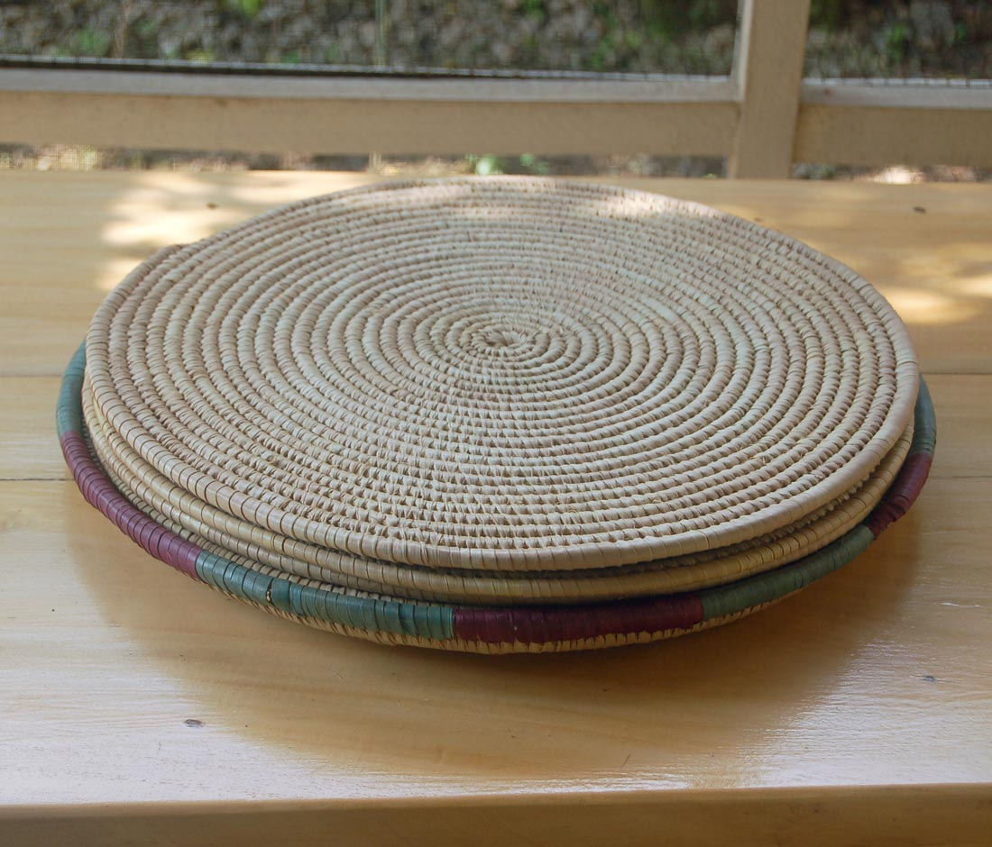 Wall Basket Set #9 – Minimal Boho