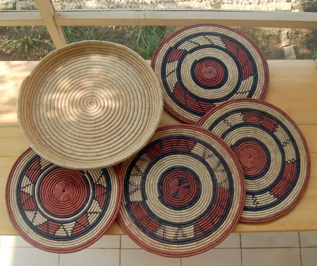 Basket Set #10 – Rustic Harvest
