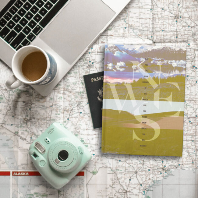 Travel Journal – Four Corner Nomad (Dawn)