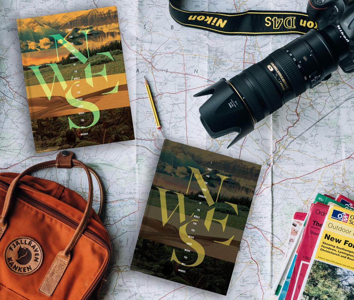 Travel Journal – Four Corner Nomad (Dusk)
