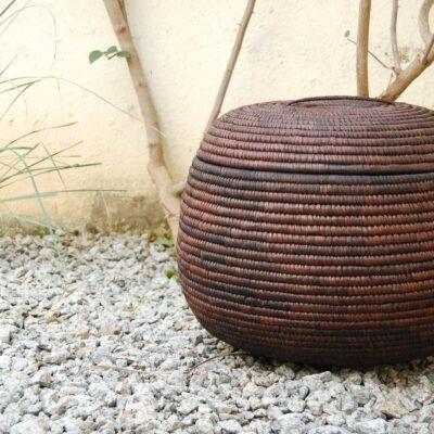 Apple Basket designed by AfriMod Studio