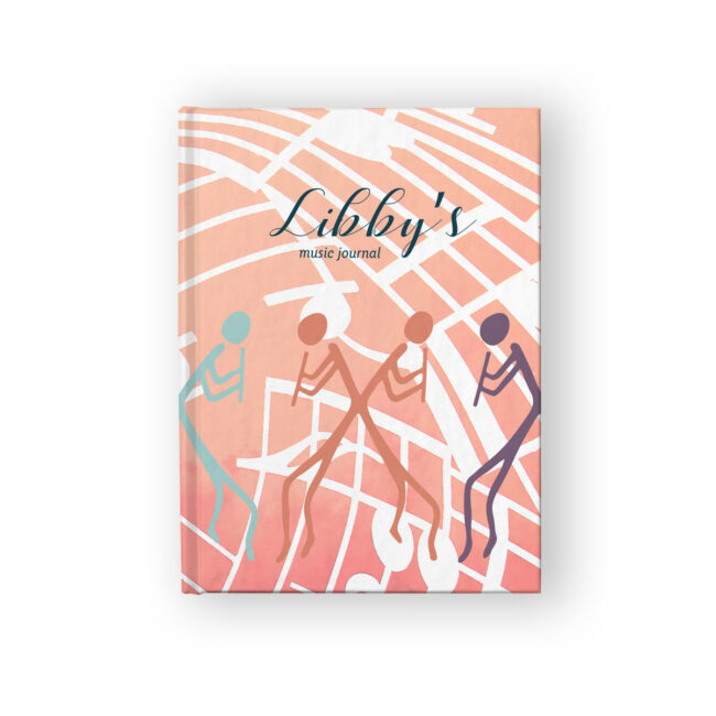 Personalized Music Journal (wind instruments)