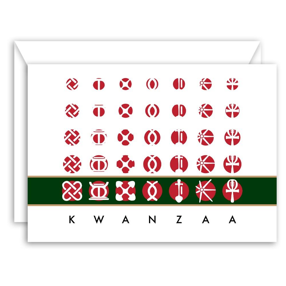Seven Principles of Kwanzaa Card Set (10)